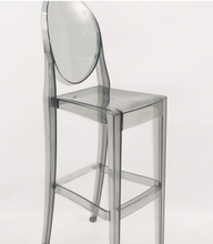 Load image into Gallery viewer, B63 – VICTORIA GHOST BARSTOOL