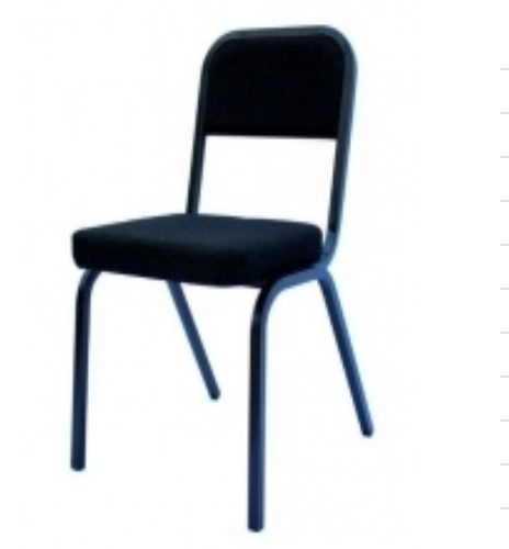 Square Back Conference Chair (3 Color Options)