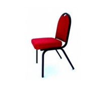 Load image into Gallery viewer, HIGH BACK BANQUET CHAIR (3 COLOR OPTIONS)