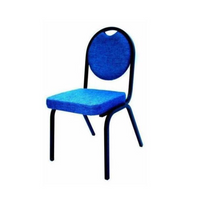 Load image into Gallery viewer, ROUND BACK BANQUET CHAIR (3 COLOR OPTIONS)