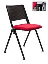 Load image into Gallery viewer, Upholstered Revoloution Stacker (3 Color Options)