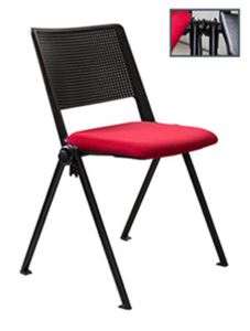 Upholstered Revoloution Stacker (3 Color Options)
