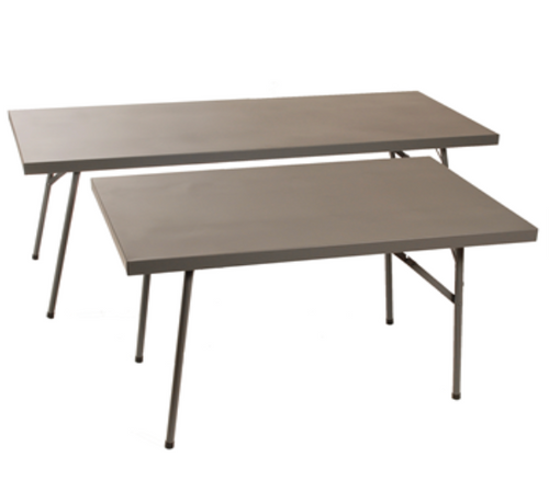 Steel Trestle Table - Standard (SELECT SIZE OPTION)