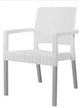 Load image into Gallery viewer, Nico R Chair - Rattan With Arms