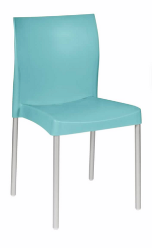 Indigo Cafe Chair Without Arms