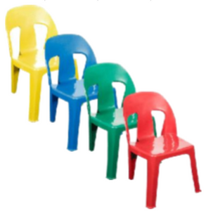 Basic Virgin Plastic Chairs
