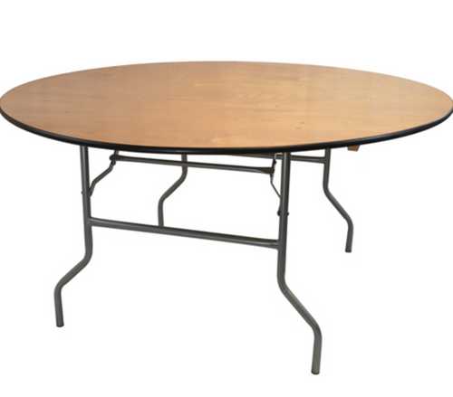 Supawood Round Catering Table