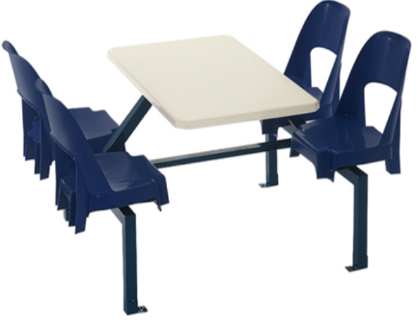 4 Seater Everest Canteen Set