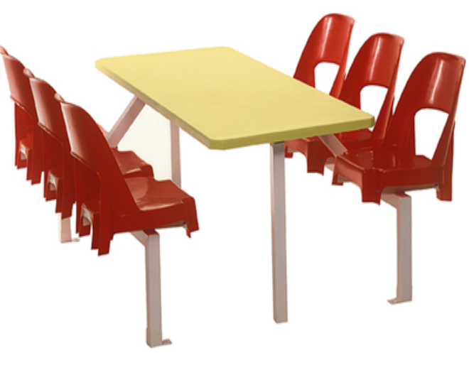 6 Seater Everest Canteen Set