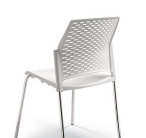 HIGH 45 CHAIR POLYPROP