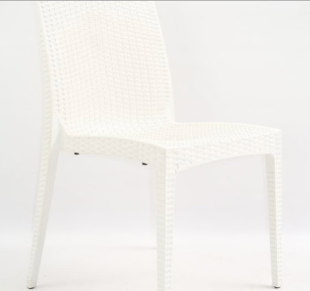 B16 - Rattan Cafe Chair