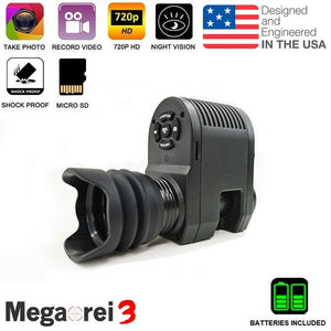 Megaorei 3™ Complete Night Vision System With DVR