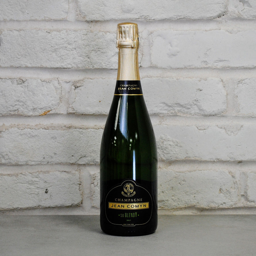 NV JEAN COMYN Brut Champagne 'SO BLENDY' (formerly known as Harmonie) 75cl (Champagne, France)