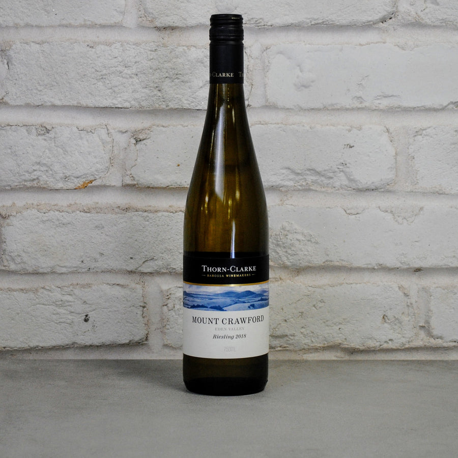 2018 THORN-CLARKE Mount Crawford Riesling 75cl (Eden Valley, South Australia)