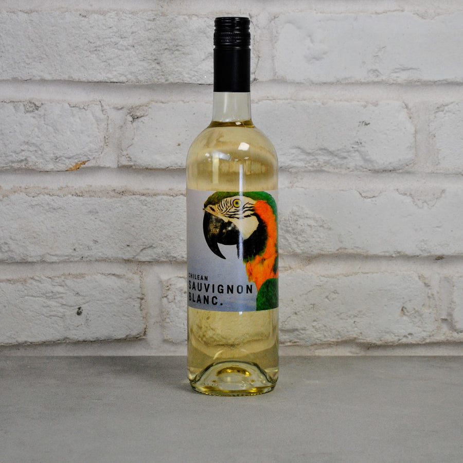 2019 VAGABOND Sauvignon Blanc 75cl (Central Valley, Chile)