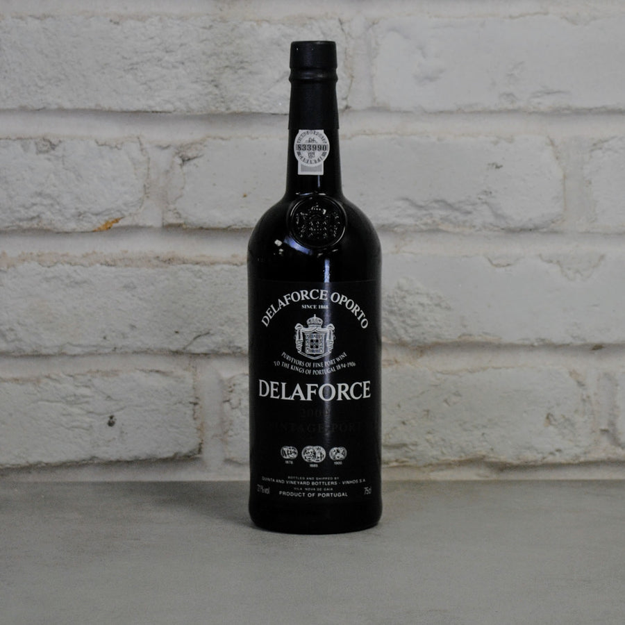 2000 DELAFORCE Vintage Port 75cl (Douro, Portugal)