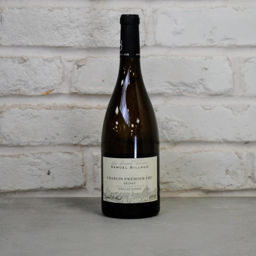 2016 SAMUEL BILLAUD Chablis 1er Cru Sechet 75cl (Burgundy, France)