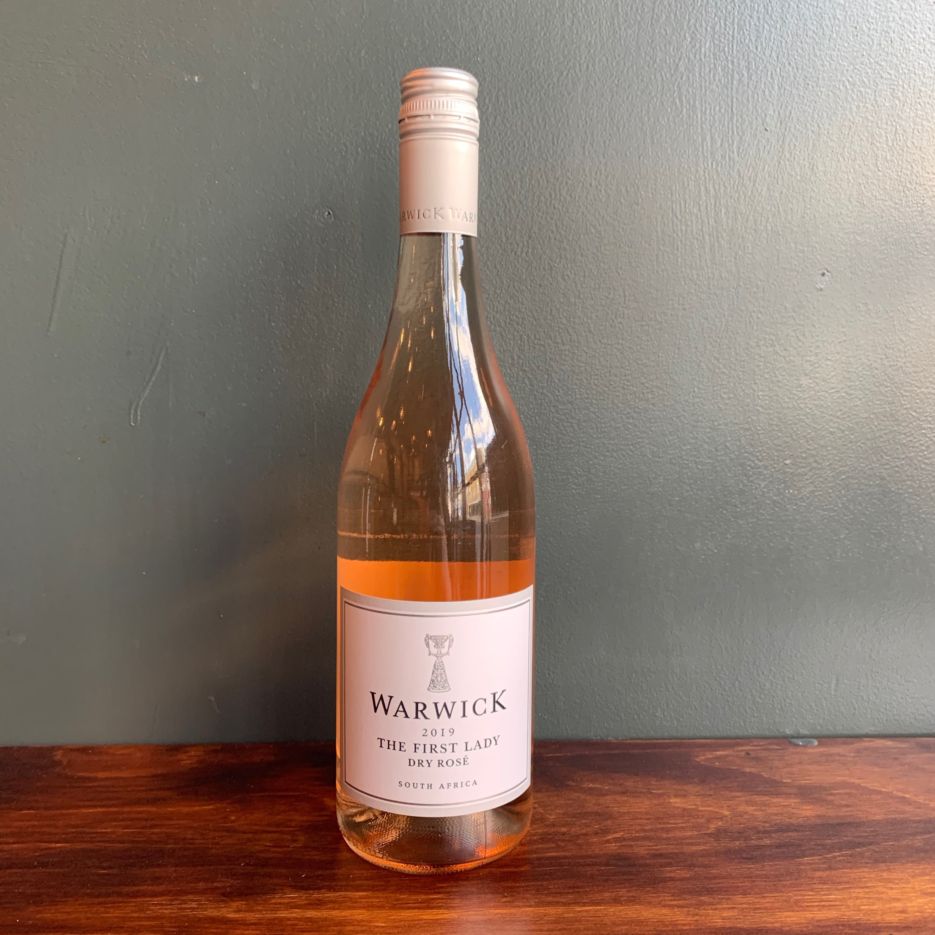 2019 WARWICK ESTATE The First Lady Rose 75cl (Stellenbosch, South Africa)