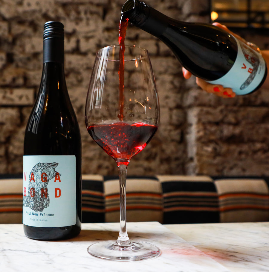 '2019 VAGABOND WINERY Pinot Noir Precoce 75cl (Essex, UK)
