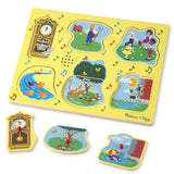 Sing-Along Nursery Rhymes Sound Puzzle - 6 Pieces