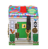Wooden Doorbell House