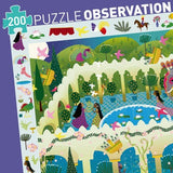 1001 Nights Observation Puzzle - 200 Pieces