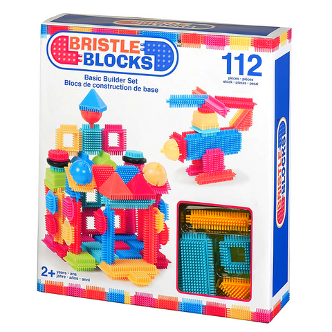 Bristle Blocks - 112 Pieces