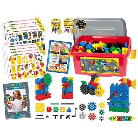 Gearphun Junior Basic Set 200  Pcs plus Guidebook