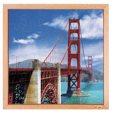 Golden Gate Bridge 36pc