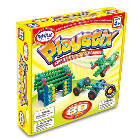 Playstix - 80 Piece Starter Set