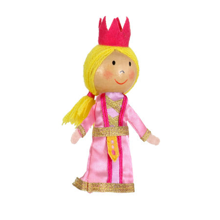 Finger Puppet - Princess