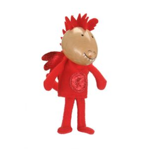 Finger Puppet Red Dragon