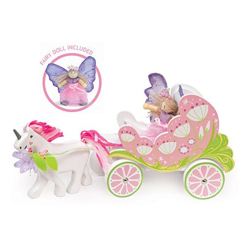 Fairybelle Carriage & Unicorn