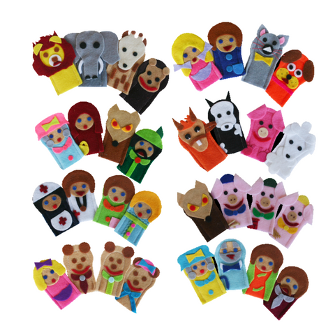 Finger Puppet Sets