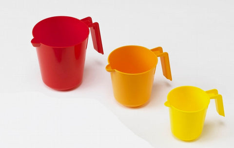 Water Jugs - set of 3