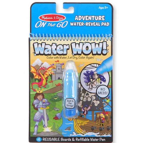 Adventure Water Reveal Pad