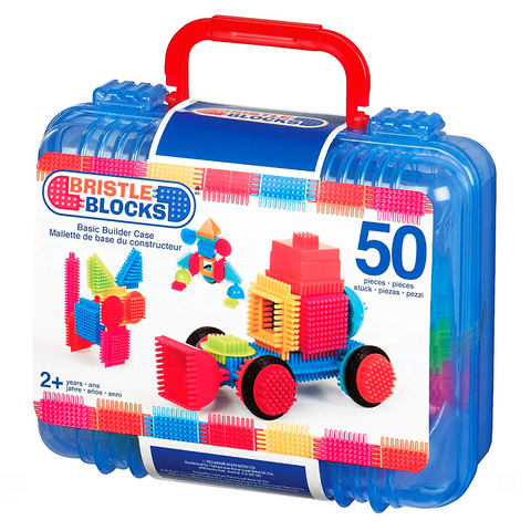 Bristle Blocks - 50 Pieces