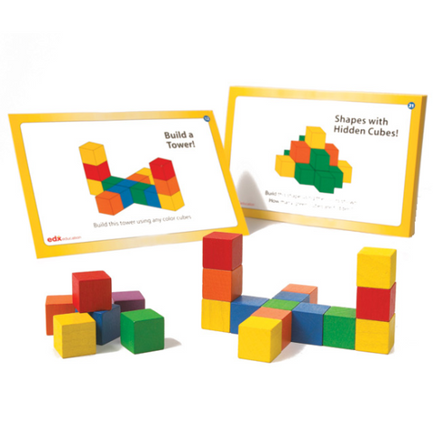 Colour Cubes Activity Set