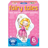Fairy Tales Jigsaw Puzzles - 2 & 3 Pieces