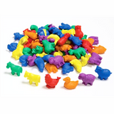 Farm Animal Counters - 72 Pieces