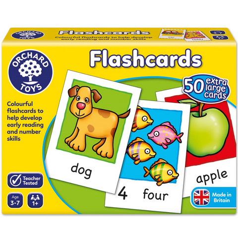 Flashcards