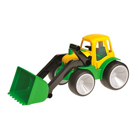 Baby Sized Tractor with Shovel