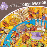 History Observation Puzzle - 350 Pieces