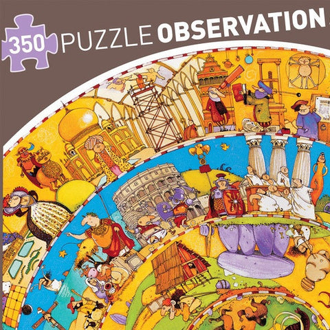 Observation Puzzle - History 350 PC