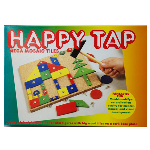 Happy Tap - Mega Mosaic Tiles