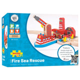 Fire Sea Rescue