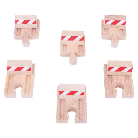 Buffers - Pack of 6
