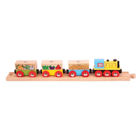 Fruit & Veg Train