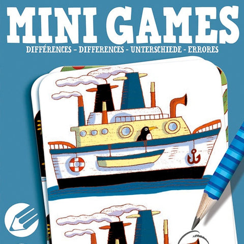 Mini game - Differences by Remi