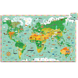 Monuments of the World Observation Puzzle - 200 Pieces
